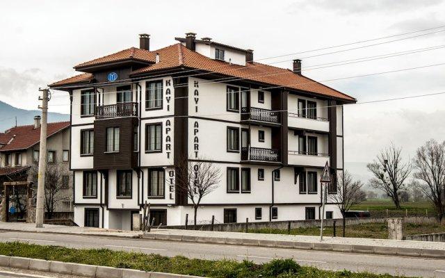 Kayi Apart Hotel Турция, Болу - отзывы, цены и фото номеров - забронировать отель Kayi Apart Hotel онлайн вид на фасад