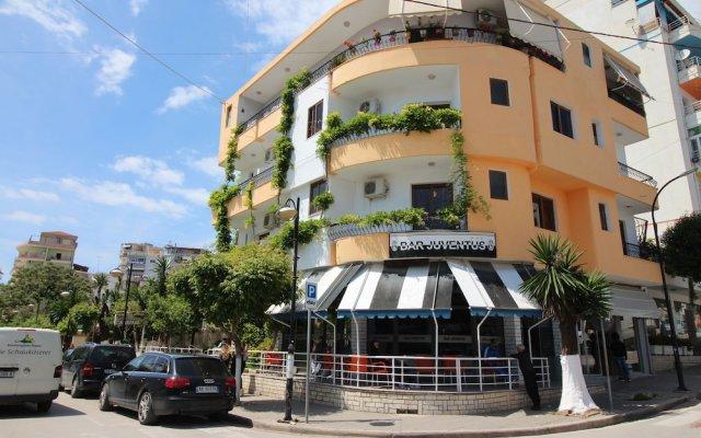Hotel Cakalli вид на фасад