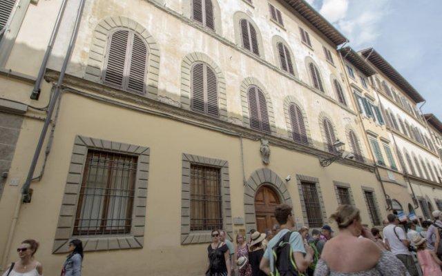 Отель Belle Arti 3 Италия, Флоренция - отзывы, цены и фото номеров - забронировать отель Belle Arti 3 онлайн вид на фасад