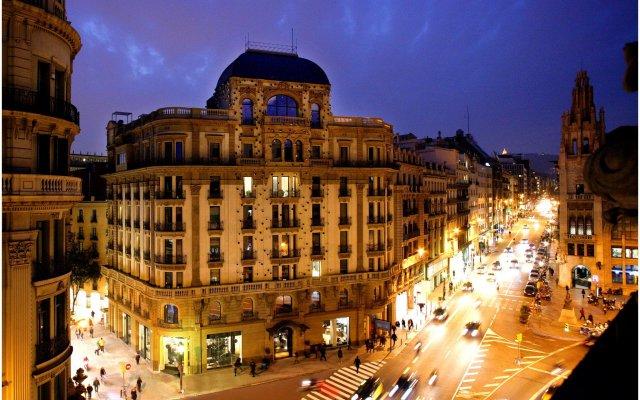 Отель Ohla Barcelona Испания, Барселона - 2 отзыва об отеле, цены и фото номеров - забронировать отель Ohla Barcelona онлайн вид на фасад