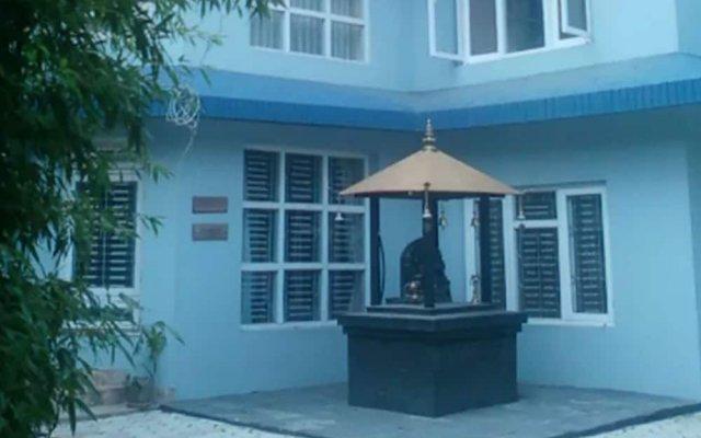 Отель Paradise Apartment Непал, Лалитпур - отзывы, цены и фото номеров - забронировать отель Paradise Apartment онлайн вид на фасад