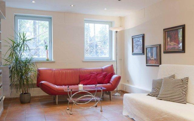 Апартаменты Old Centre Apartments - Waterloo Square комната для гостей
