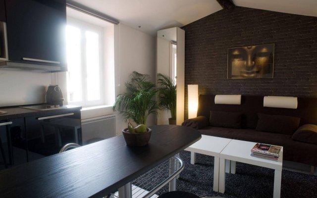 Отель Studio Ivry Франция, Лион - отзывы, цены и фото номеров - забронировать отель Studio Ivry онлайн комната для гостей