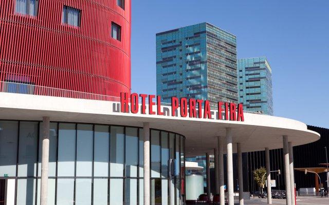 Отель Porta Fira Sup Испания, Оспиталет-де-Льобрегат - 4 отзыва об отеле, цены и фото номеров - забронировать отель Porta Fira Sup онлайн вид на фасад