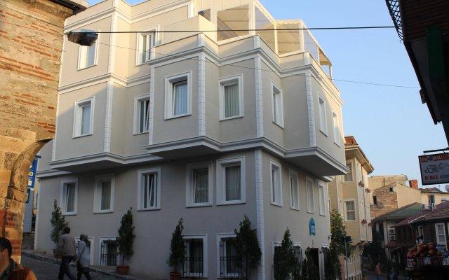 Отель Sultanahmet Cesme вид на фасад