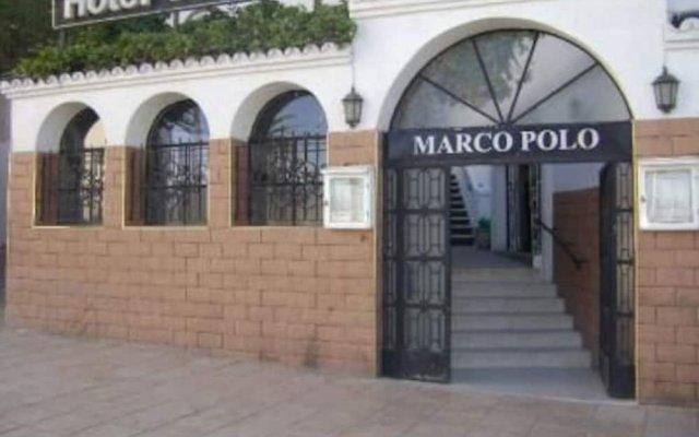 Отель Marco Polo Марокко, Танжер - отзывы, цены и фото номеров - забронировать отель Marco Polo онлайн вид на фасад