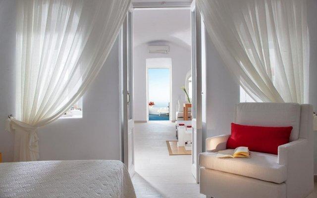 Отель Aliko Luxury Suites Греция, Остров Санторини - отзывы, цены и фото номеров - забронировать отель Aliko Luxury Suites онлайн комната для гостей