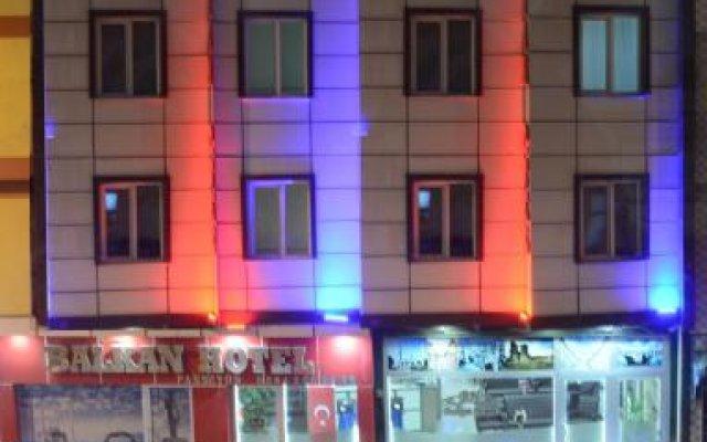 Balkan Hotel Турция, Эдирне - отзывы, цены и фото номеров - забронировать отель Balkan Hotel онлайн вид на фасад