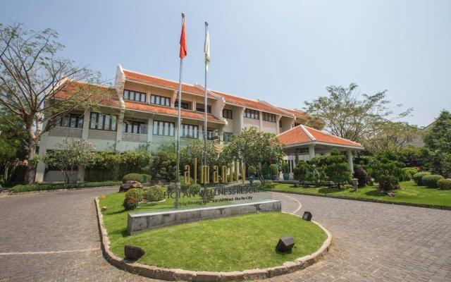Отель Almanity Hoi An Wellness Resort вид на фасад