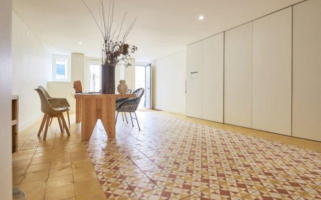 Апартаменты Lisbon Best Choice Prime Apartments Alfama комната для гостей