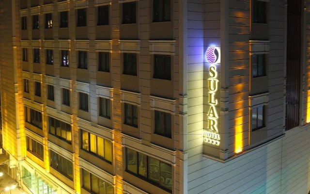 Sular Hotel вид на фасад
