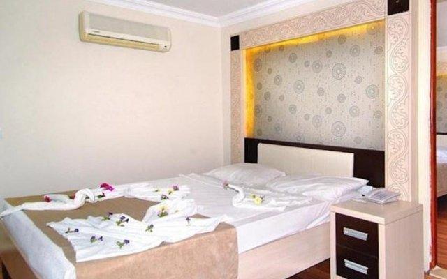 Aperion Beach Hotel Сиде комната для гостей