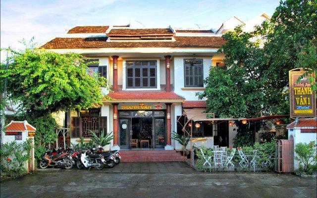 Thanh Van 1 Hotel вид на фасад