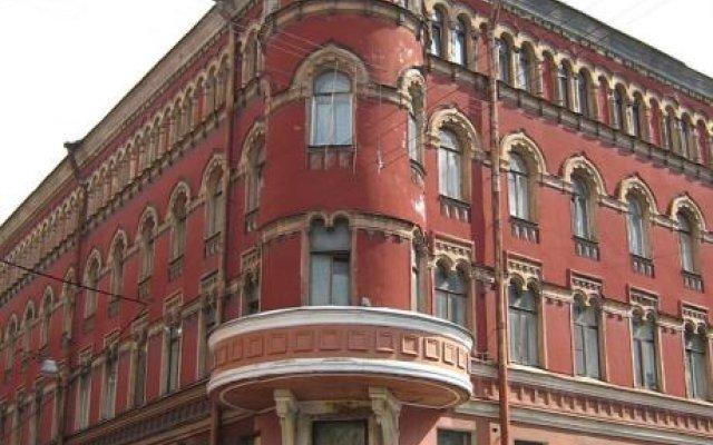 Мини-Отель Элегия Санкт-Петербург вид на фасад