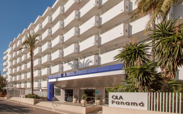 OLA Hotel Panamá - Adults Only вид на фасад