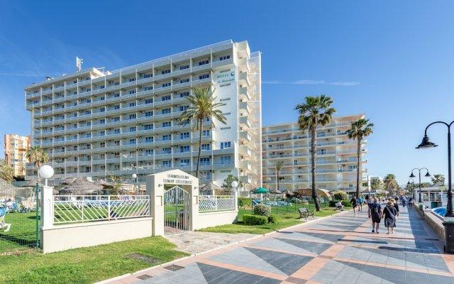 Hotel La Barracuda вид на фасад