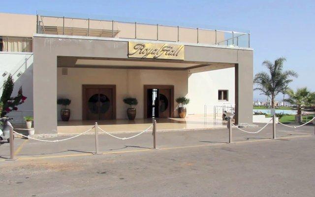 Отель Royal Heights Resort Villas & Spa Греция, Малия - отзывы, цены и фото номеров - забронировать отель Royal Heights Resort Villas & Spa онлайн вид на фасад