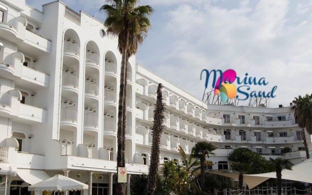Hotel Selvamar вид на фасад