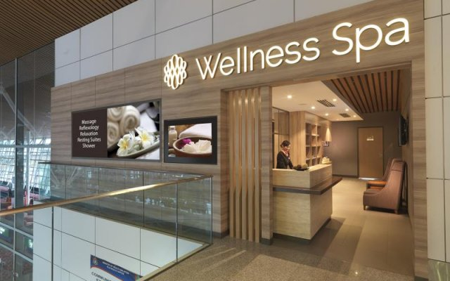 Plaza Premium Lounge (Wellness Spa - KLIA) - Private Suite
