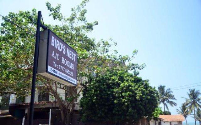Отель Bird's Nest вид на фасад