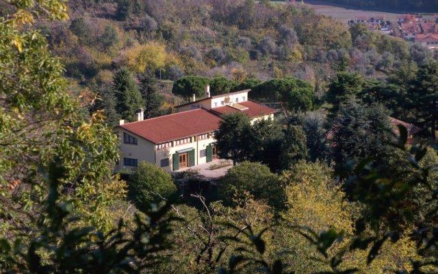 Отель La Busa dellOro Италия, Региональный парк Colli Euganei - отзывы, цены и фото номеров - забронировать отель La Busa dellOro онлайн вид на фасад
