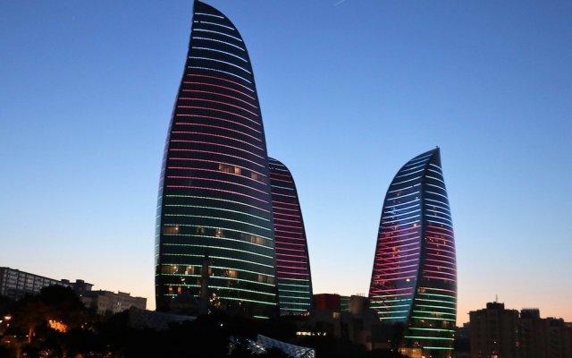 Отель Studio Apartment in Old City Азербайджан, Баку - отзывы, цены и фото номеров - забронировать отель Studio Apartment in Old City онлайн вид на фасад