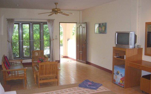 Отель Dreamy Villa Bungalow комната для гостей