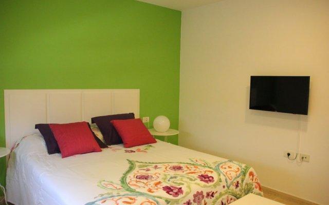 Отель Apartamento Aloe Гран-Тараял комната для гостей