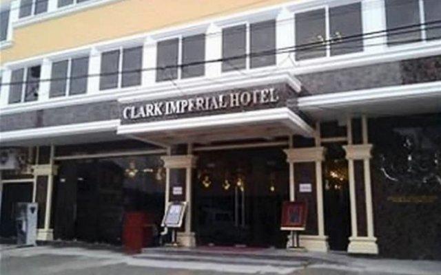 Отель Clark Imperial Hotel Филиппины, Пампанга - отзывы, цены и фото номеров - забронировать отель Clark Imperial Hotel онлайн вид на фасад