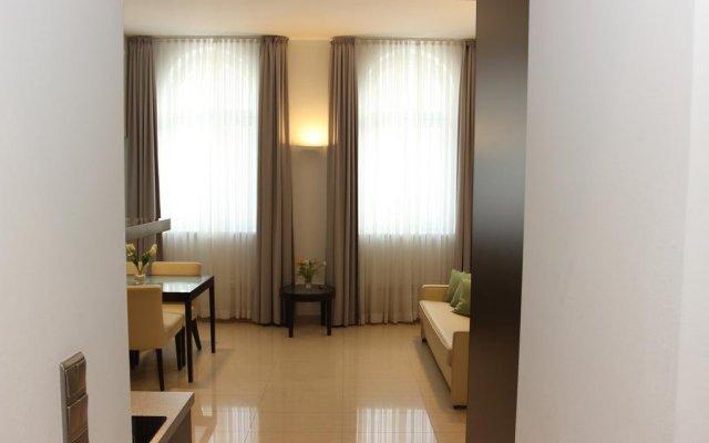 Апартаменты Lifestyle Apartments Wien комната для гостей