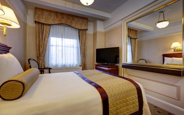 Отель Wellington Hotel США, Нью-Йорк - 10 отзывов об отеле, цены и фото номеров - забронировать отель Wellington Hotel онлайн комната для гостей