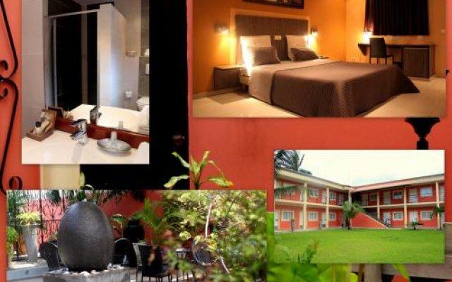 Отель Chez Jimmy Габон, Порт-Гентил - отзывы, цены и фото номеров - забронировать отель Chez Jimmy онлайн вид на фасад