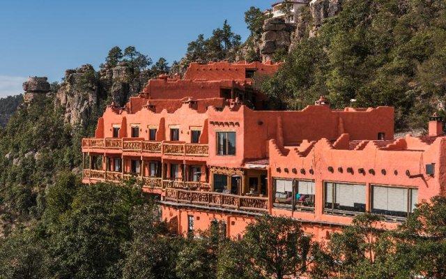 Hotel Mirador вид на фасад