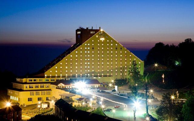 The Green Park Resort Kartepe Турция, Дербент - отзывы, цены и фото номеров - забронировать отель The Green Park Resort Kartepe онлайн вид на фасад