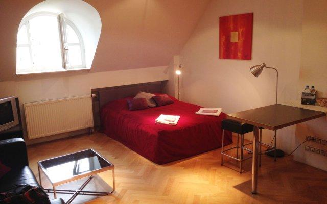 Апартаменты Prague Letna Apartments комната для гостей