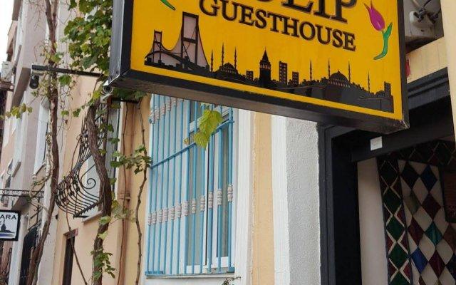 Отель Tulip Guesthouse вид на фасад