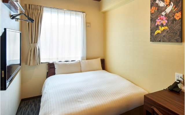 One S Hotel Fukuoka Фукуока комната для гостей