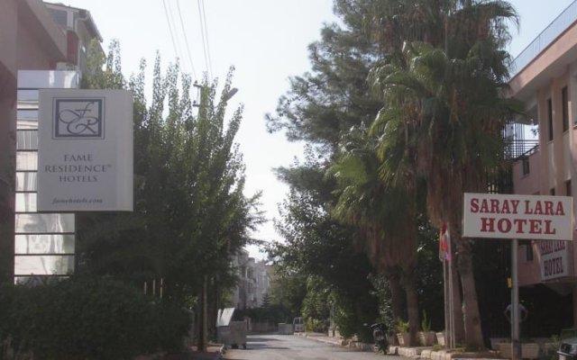 Saray Lara Hotel Турция, Анталья - отзывы, цены и фото номеров - забронировать отель Saray Lara Hotel онлайн вид на фасад