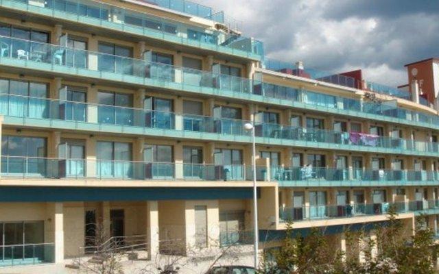 Отель AP Costas - Nova Calpe вид на фасад