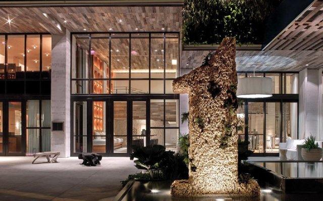 1 Hotel South Beach вид на фасад