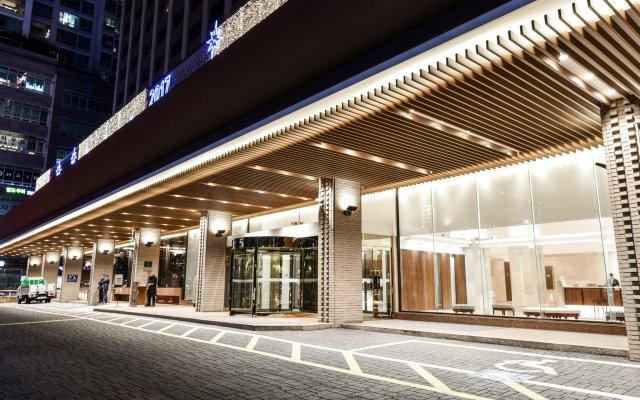 Best Western Premier Seoul Garden Hotel вид на фасад