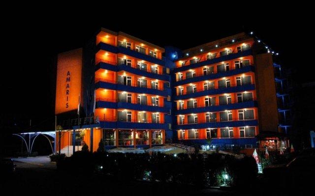 Отель Amaris Болгария, Солнечный берег - отзывы, цены и фото номеров - забронировать отель Amaris онлайн вид на фасад