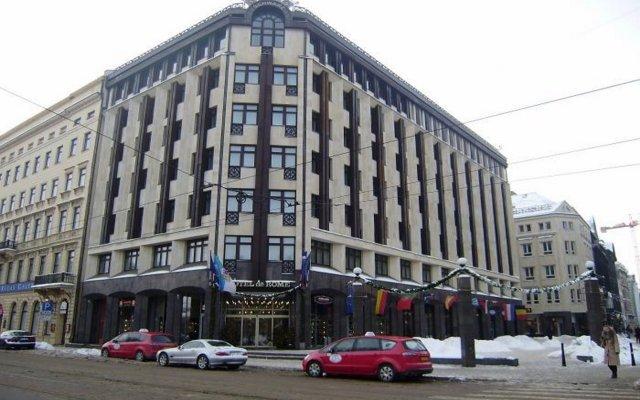 Отель Roma Латвия, Рига - - забронировать отель Roma, цены и фото номеров вид на фасад