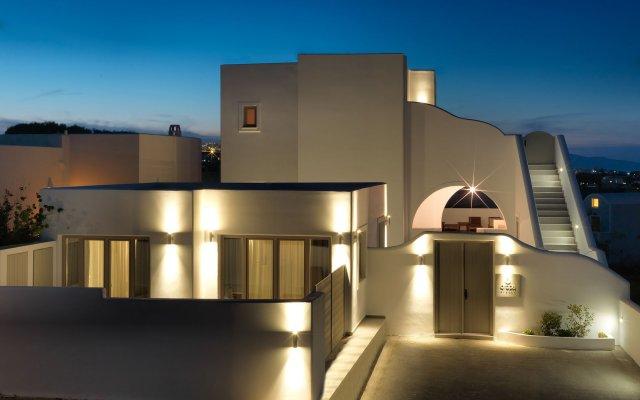 Отель Drops villas Греция, Остров Санторини - отзывы, цены и фото номеров - забронировать отель Drops villas онлайн вид на фасад