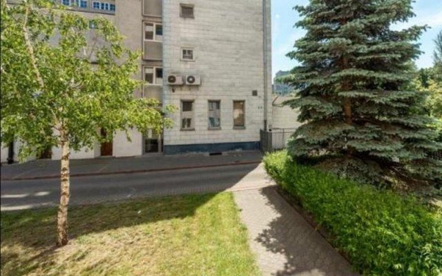 Апартаменты P And O Apartments Lipowa Варшава вид на фасад