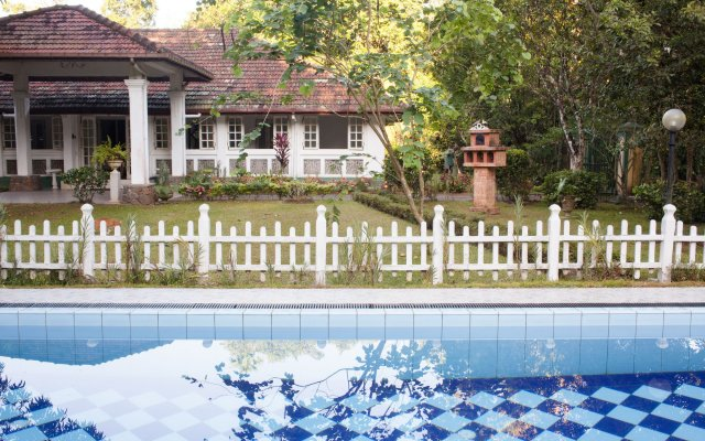 Отель Plantation Villa Ayurveda Yoga Resort вид на фасад