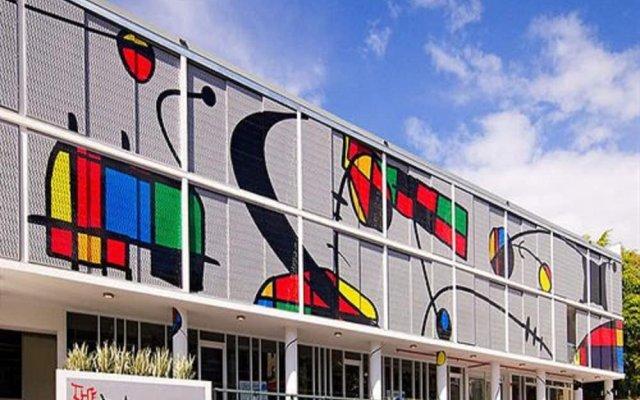 Апартаменты Miro Apartments вид на фасад