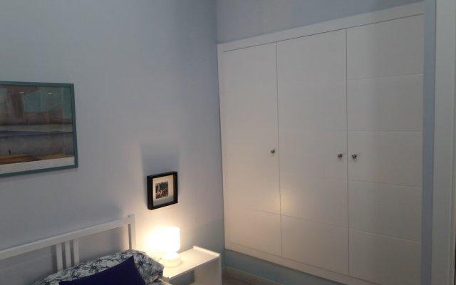 Апартаменты White Goose Apartment in Madrid комната для гостей