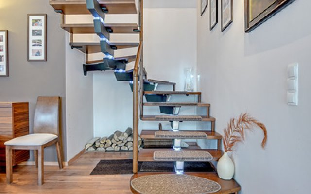 Апартаменты Dom & House Apartments Monte Cassino - Chopina Сопот интерьер отеля