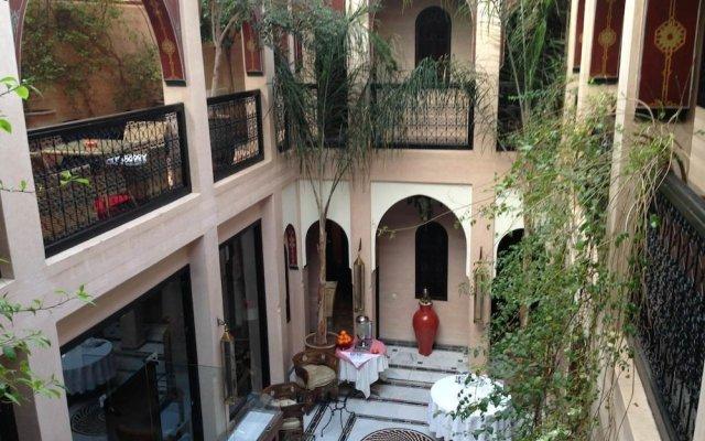 Отель Dar Anika Марокко, Марракеш - отзывы, цены и фото номеров - забронировать отель Dar Anika онлайн вид на фасад